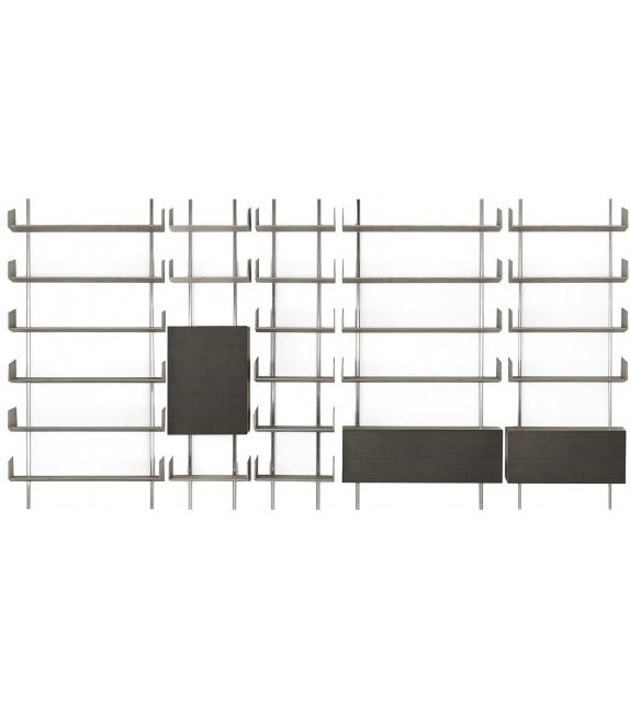 Brera Gallotti&Radice Shelving System