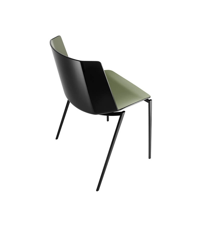 a ku mdf italia chair milia shop. Black Bedroom Furniture Sets. Home Design Ideas