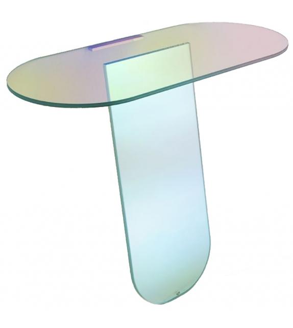Shimmer Glas Italia Console