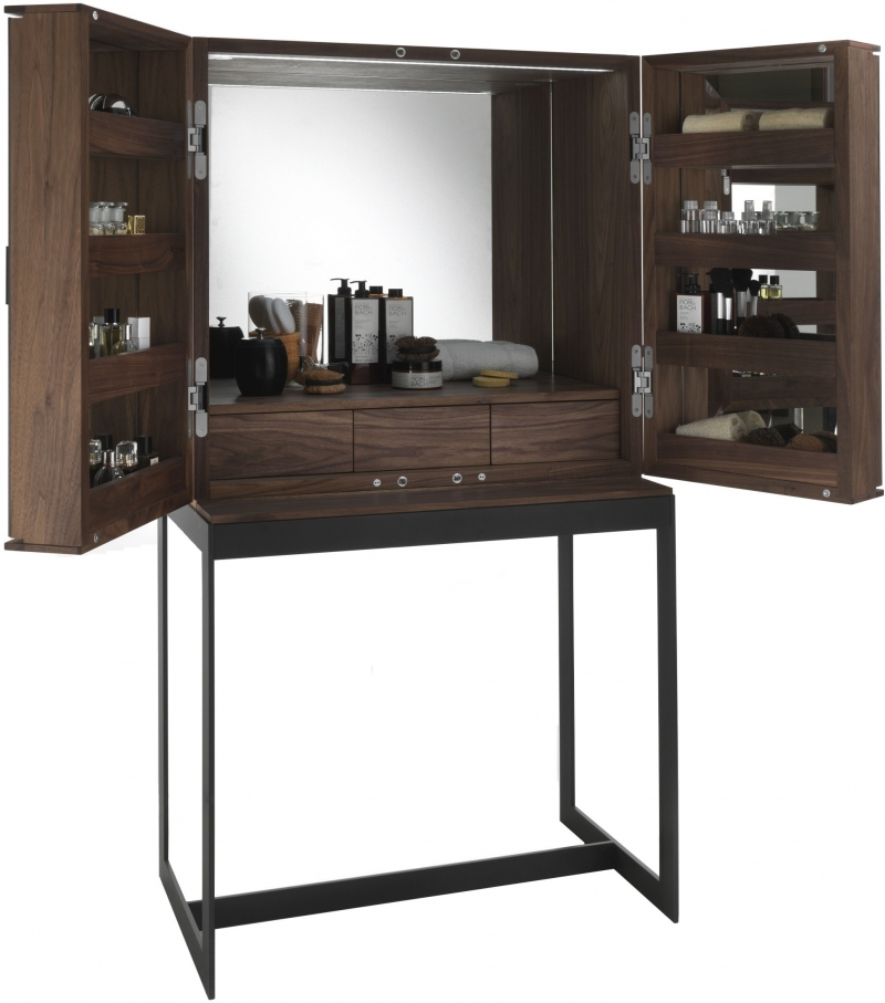 cambusa fly vanity riva 1920 coiffeuse milia shop. Black Bedroom Furniture Sets. Home Design Ideas