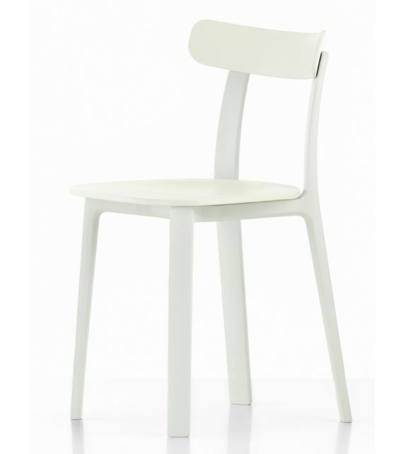 all plastic chair vitra sedia milia shop. Black Bedroom Furniture Sets. Home Design Ideas