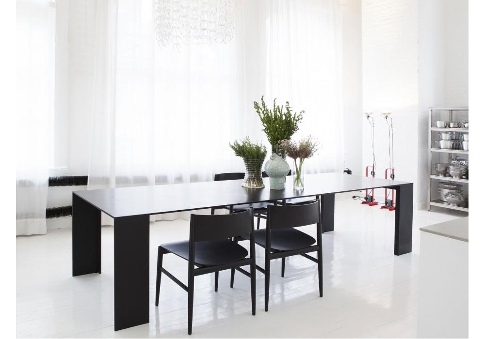 Metallico Porro Large Table Milia Shop