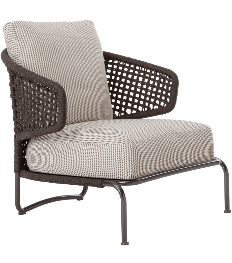 minotti outdoor furniture. Aston Cord Outdoor Minotti Armchair Furniture