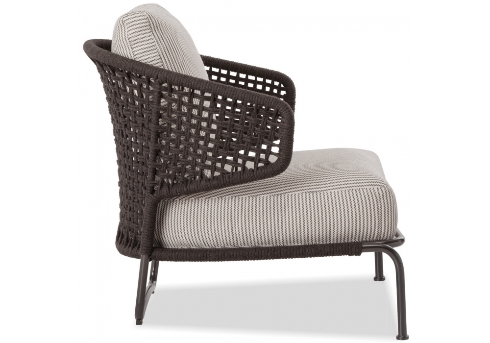 aston cord outdoor minotti sessel milia shop. Black Bedroom Furniture Sets. Home Design Ideas