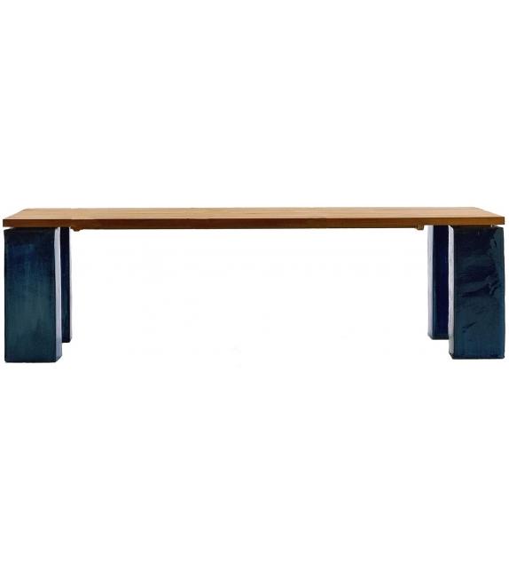 InOut Gervasoni Table avec Pieds en Céramique