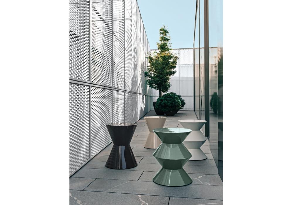 cesar outdoor minotti beistelltisch milia shop. Black Bedroom Furniture Sets. Home Design Ideas