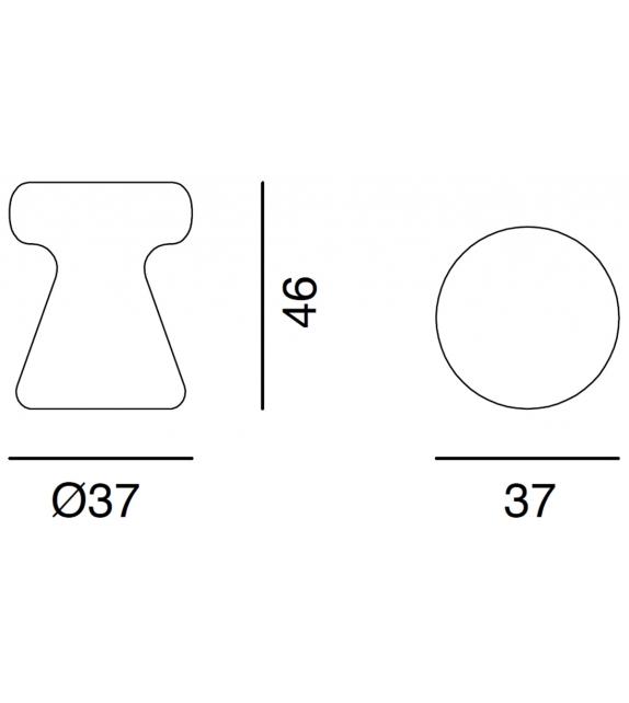 InOut 44 Gervasoni Table Basse
