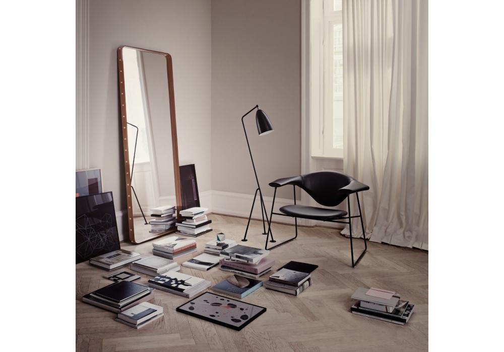 adnet gubi rechteckigen spiegel milia shop. Black Bedroom Furniture Sets. Home Design Ideas