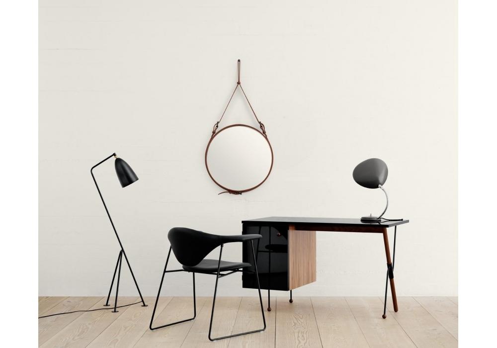 adnet gubi runden spiegel milia shop. Black Bedroom Furniture Sets. Home Design Ideas