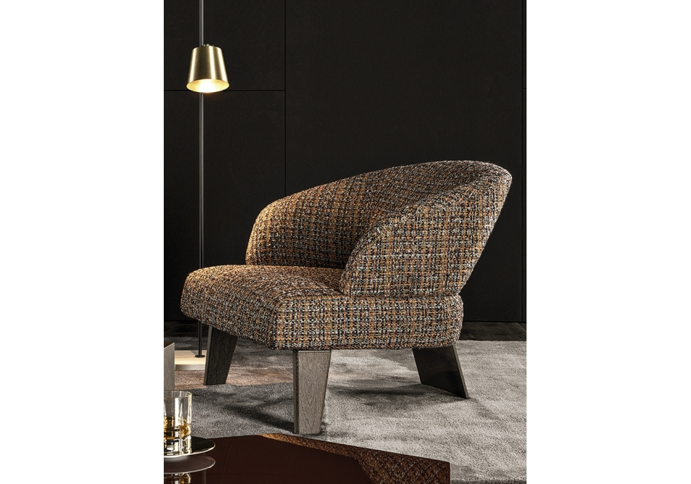 creed large minotti sessel milia shop. Black Bedroom Furniture Sets. Home Design Ideas