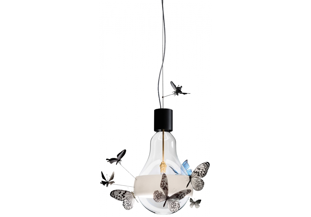 flatterby limited edition ingo maurer pendant lamp milia shop. Black Bedroom Furniture Sets. Home Design Ideas