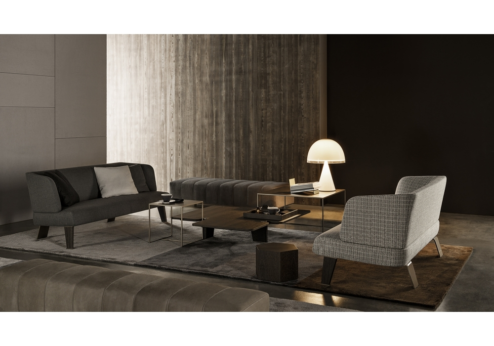 Creed lounge minotti canap milia shop - Meubles minotti ...
