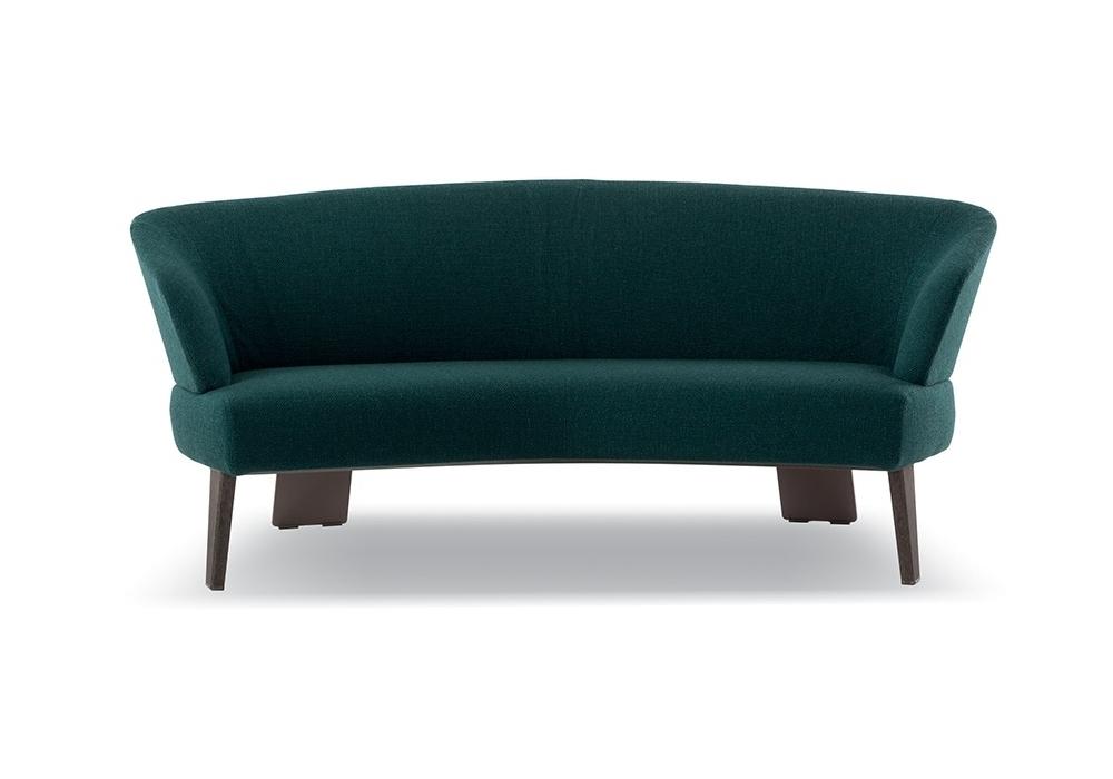 creed lounge minotti halbrundes sofa milia shop. Black Bedroom Furniture Sets. Home Design Ideas