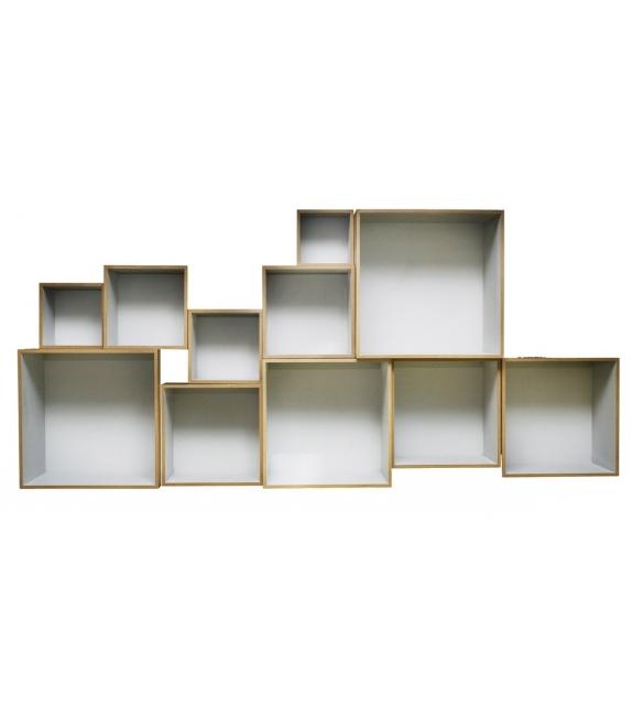 Babushka Boxes OK Design Bookcase