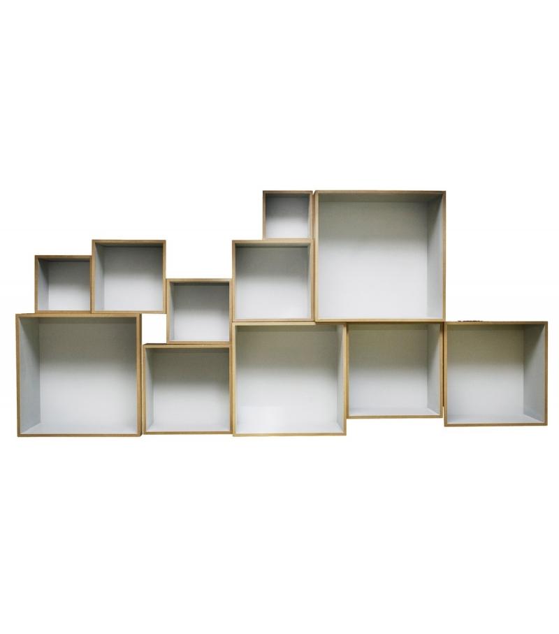 Design Bücherregale babushka boxes ok design bücherregal milia shop