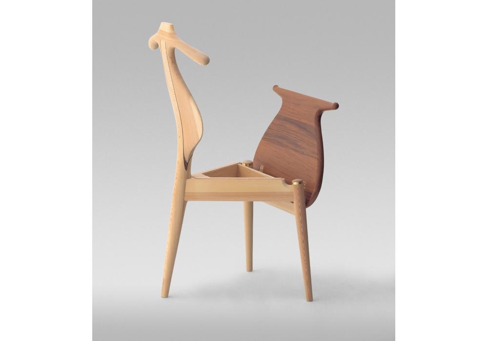 PP250 Valet Chair PP Møbler Chaise - Milia Shop