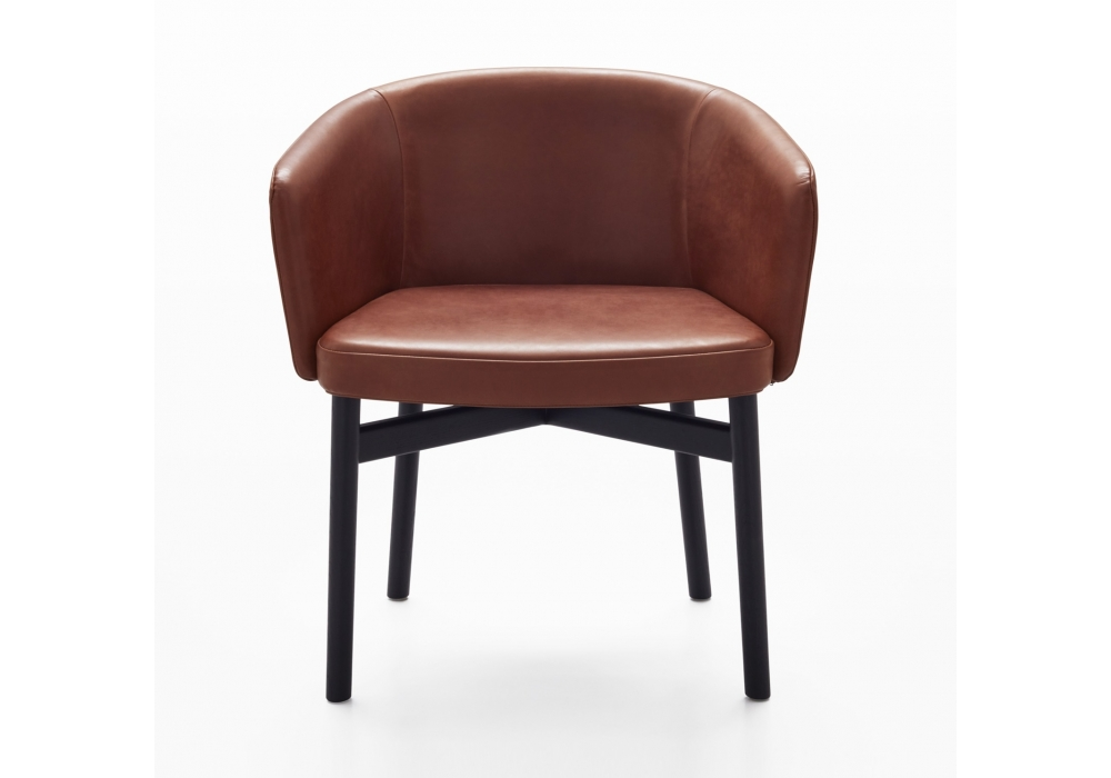 krusin knoll fauteuil milia shop. Black Bedroom Furniture Sets. Home Design Ideas