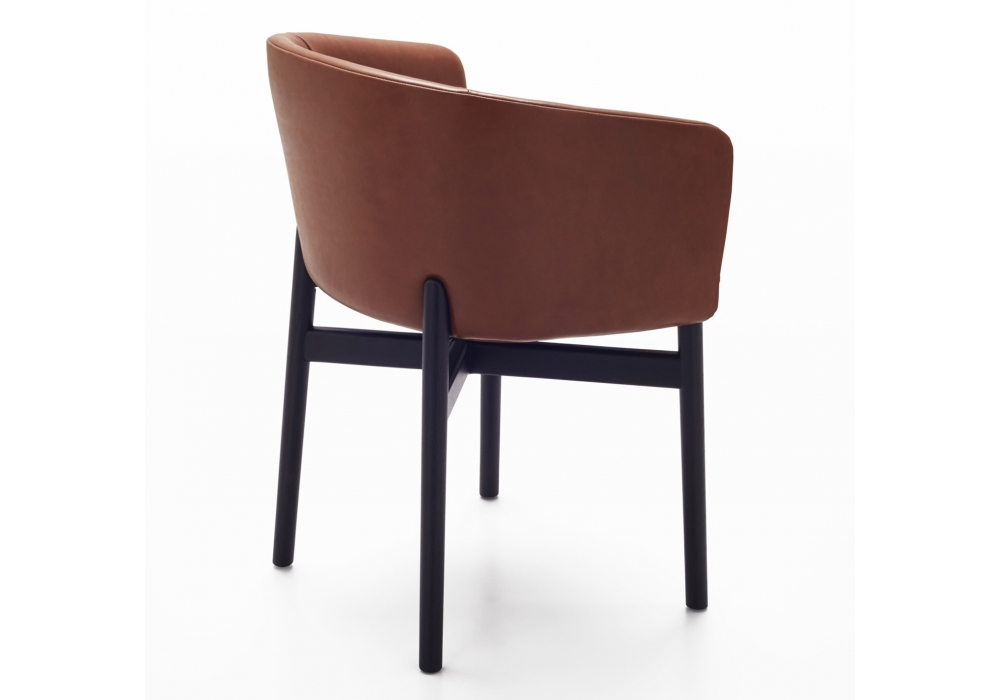 krusin knoll armchair milia shop. Black Bedroom Furniture Sets. Home Design Ideas