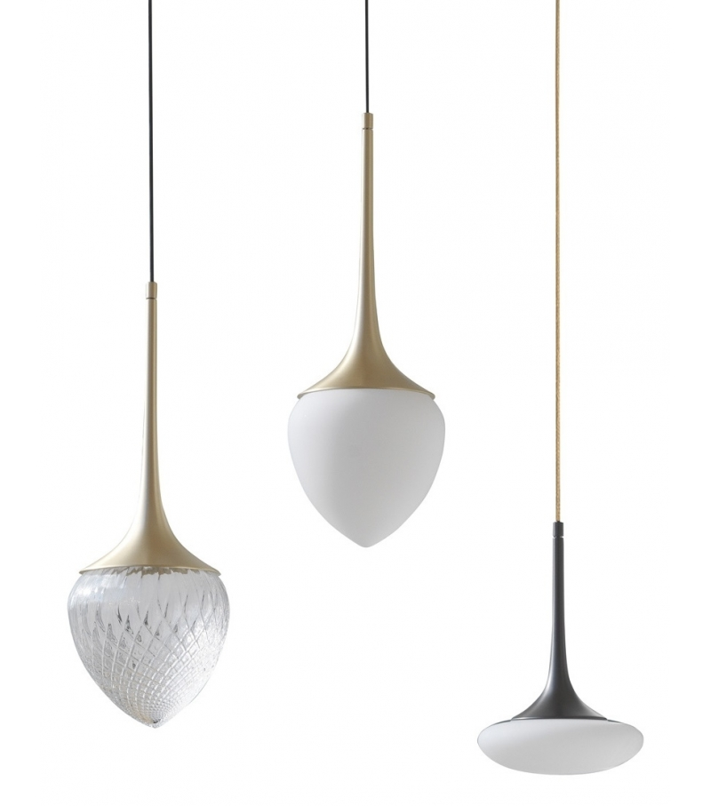 Louis cvl luminaires suspension lamp milia shop for Suspension luminaire pour cuisine