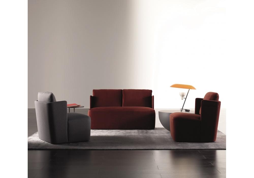 keeton fit meridiani sofa milia shop. Black Bedroom Furniture Sets. Home Design Ideas