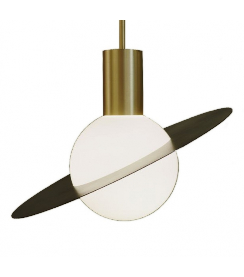Saturne cvl luminaires suspension lamp milia shop for Luminaire suspension