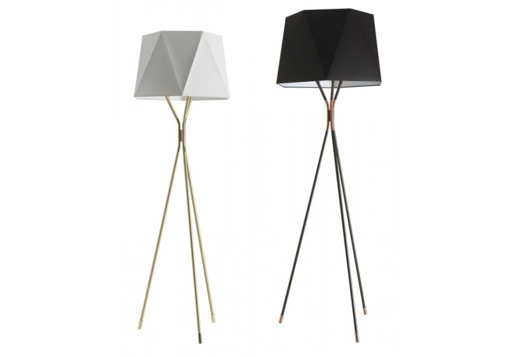 solitaire cvl luminaires floor lamp milia shop. Black Bedroom Furniture Sets. Home Design Ideas