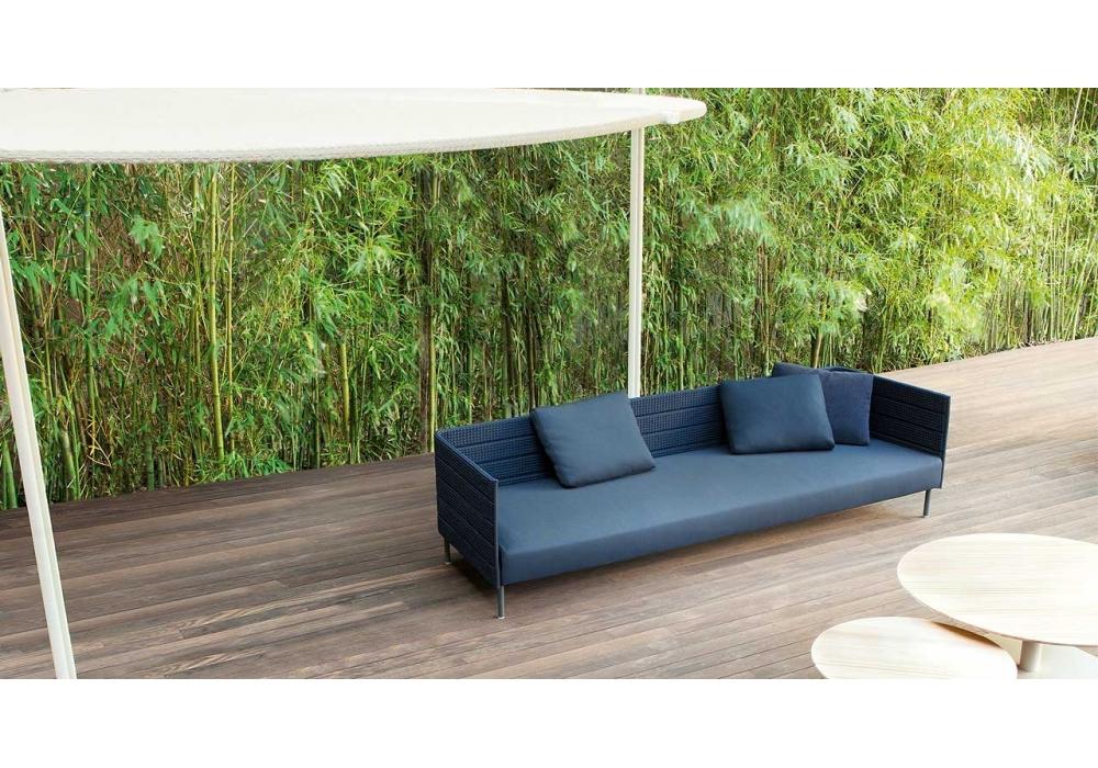 Frame On Paola Lenti Sofa Outdoor - Milia Shop