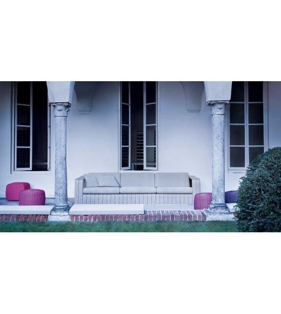 Frame Paola Lenti Sofa Outdoor