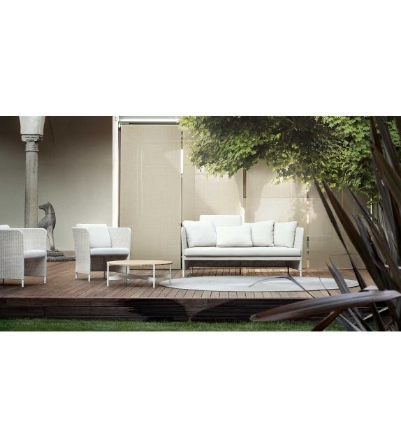 Teatime Paola Lenti Sofa Outdoor