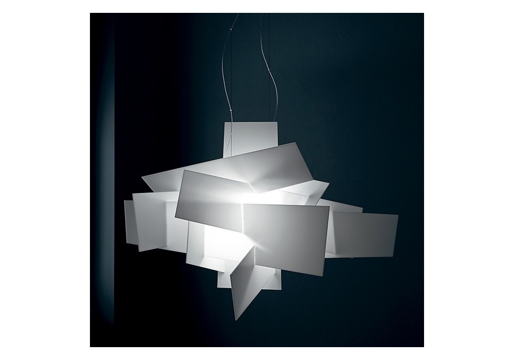 big bang l xl foscarini suspension lamp milia shop. Black Bedroom Furniture Sets. Home Design Ideas