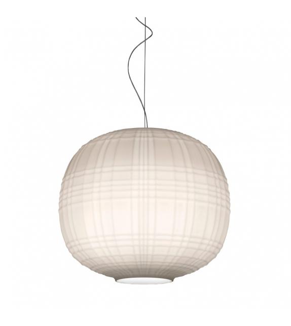 Tartan Foscarini Suspension Lamp
