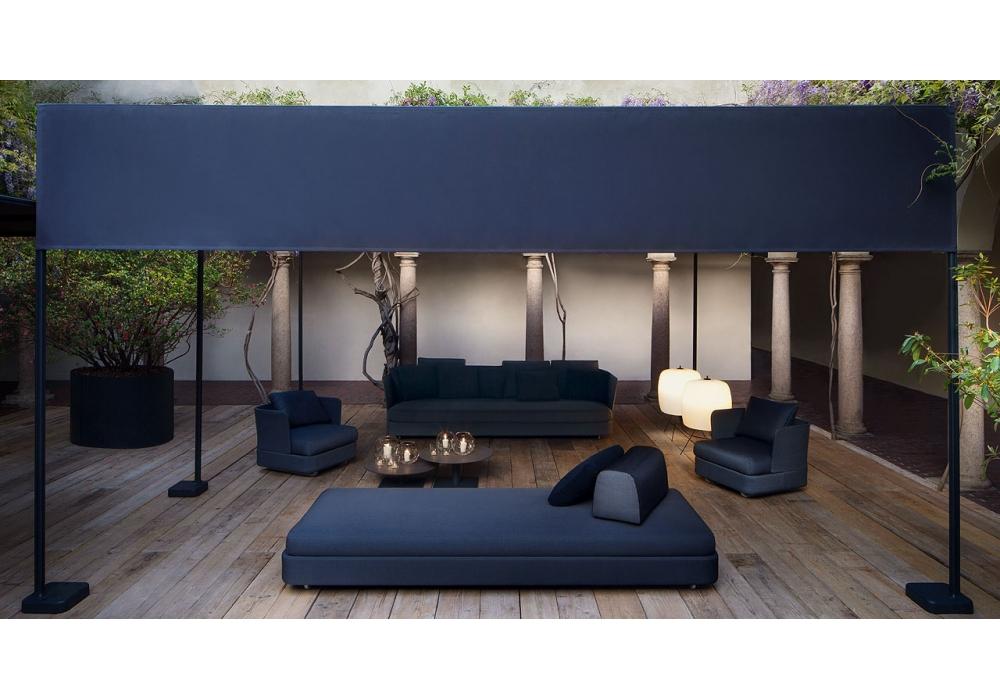 Cove paola lenti sofa outdoor milia shop for Paola lenti