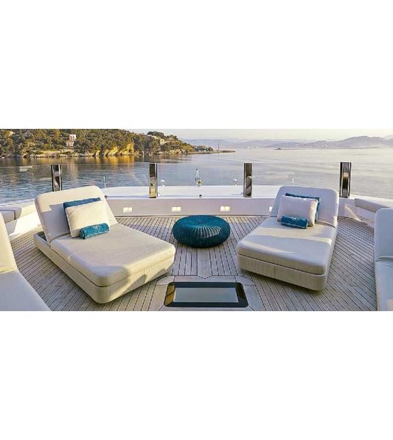 Cove Paola Lenti Lounger