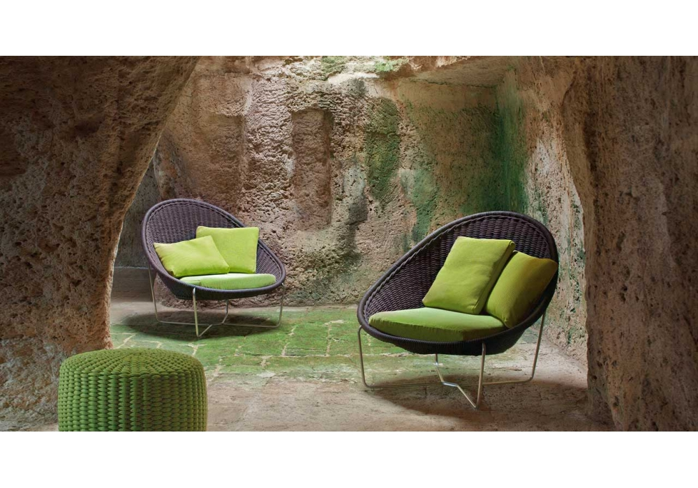 nido paola lenti pouf outdoor milia shop. Black Bedroom Furniture Sets. Home Design Ideas