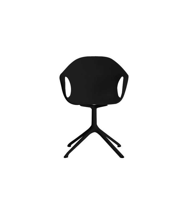 elephant stuhl auf st nder kristalia milia shop. Black Bedroom Furniture Sets. Home Design Ideas