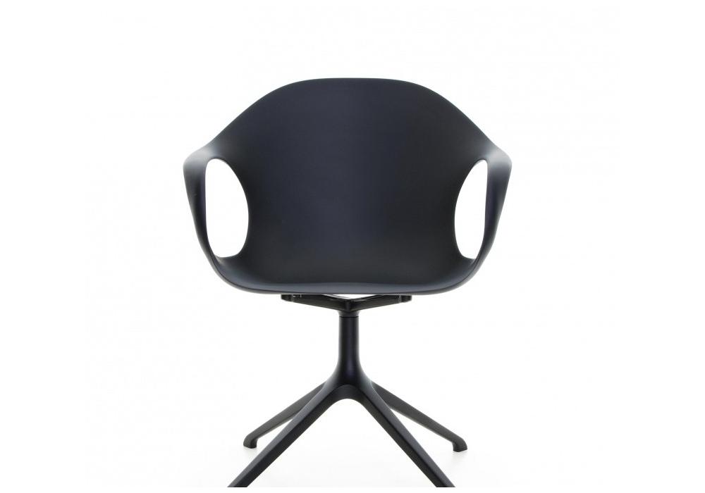 elephant chair on trestle kristalia milia shop. Black Bedroom Furniture Sets. Home Design Ideas