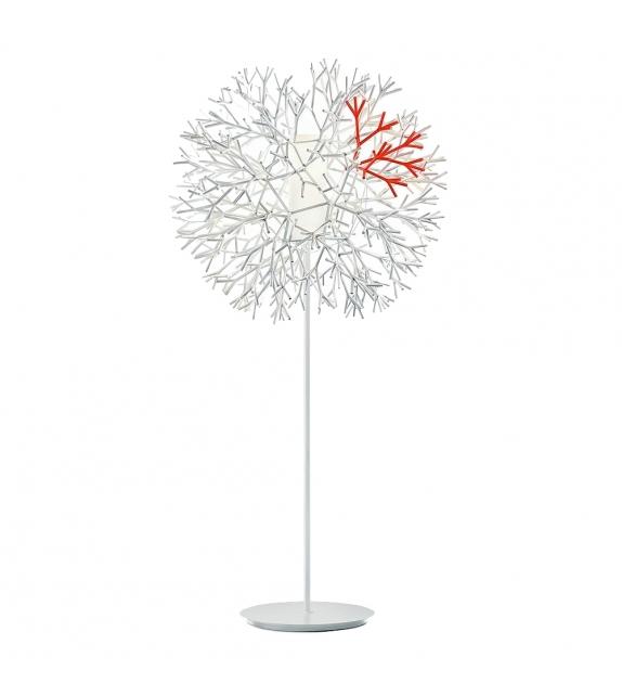 Coral Pallucco Lampada da Terra