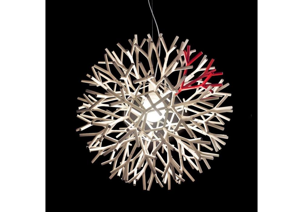 Coral Pallucco Suspension Lamp Nice Look