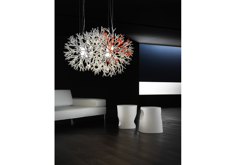 Lovely Coral Pallucco Suspension Lamp Photo Gallery