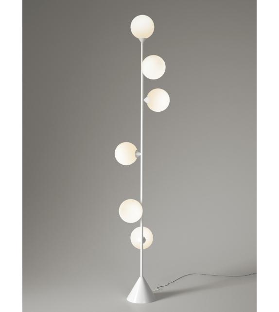 Vertical Globe Atelier Areti Floor Lamp