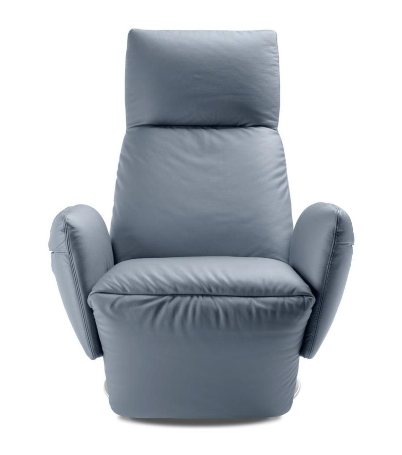 Pillow poltrona reclinabile manuale
