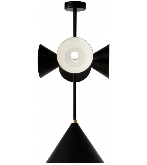 Axis 4 Cones Atelier Areti Pendant Lamp