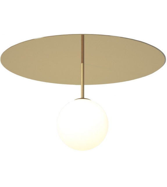 Plate And Sphere Atelier Areti Ceiling Lamp