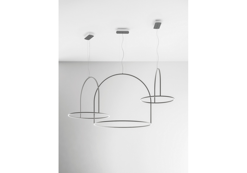 U light axo light suspension lamp