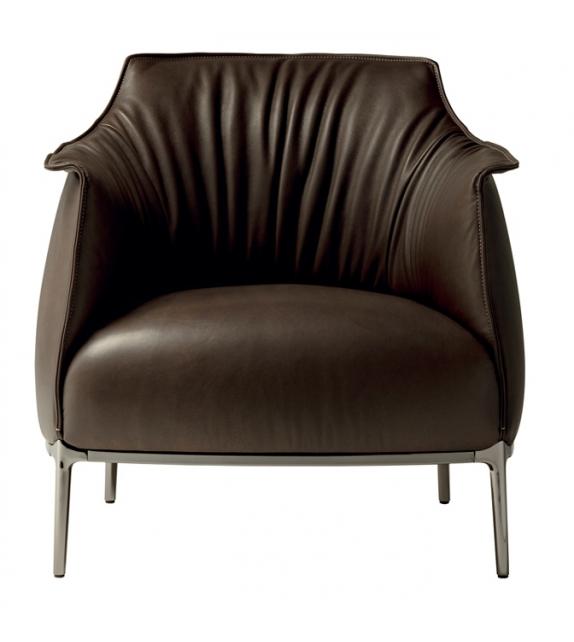 archibald fauteuil poltrona frau milia shop. Black Bedroom Furniture Sets. Home Design Ideas