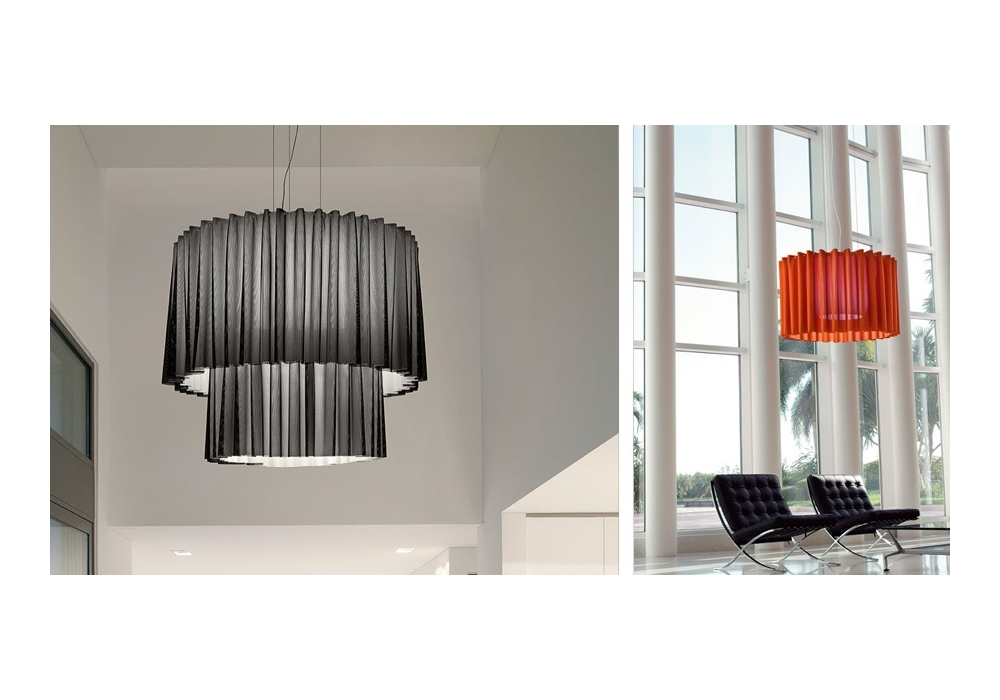 skirt axo light h ngeleuchte milia shop. Black Bedroom Furniture Sets. Home Design Ideas