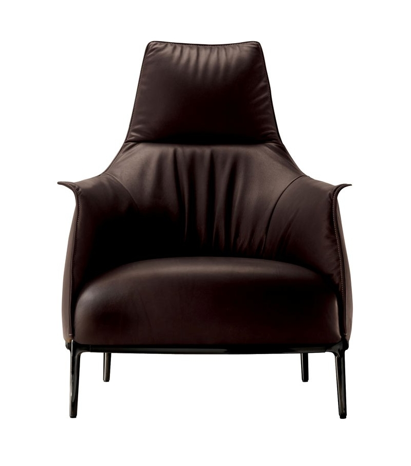 archibald a fauteuil poltrona frau milia shop. Black Bedroom Furniture Sets. Home Design Ideas