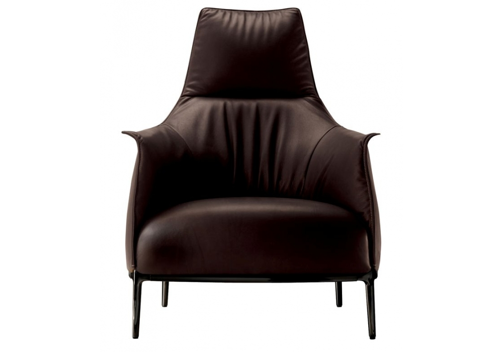 Archibald a armchair poltrona frau milia shop for Chaise longue poltrona