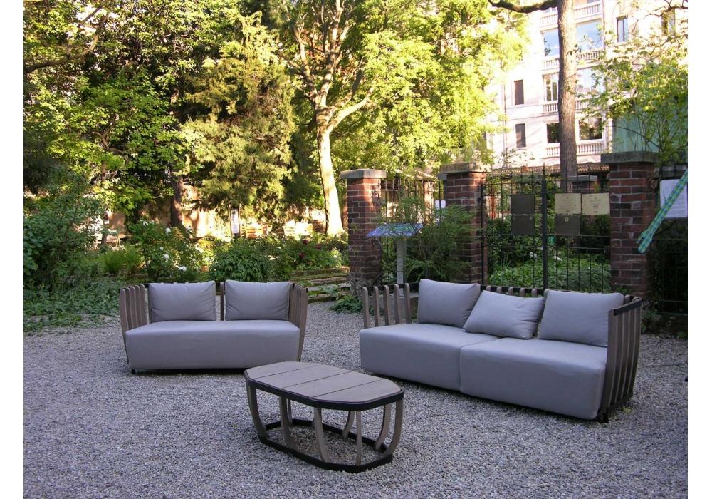 swing ethimo divano milia shop. Black Bedroom Furniture Sets. Home Design Ideas