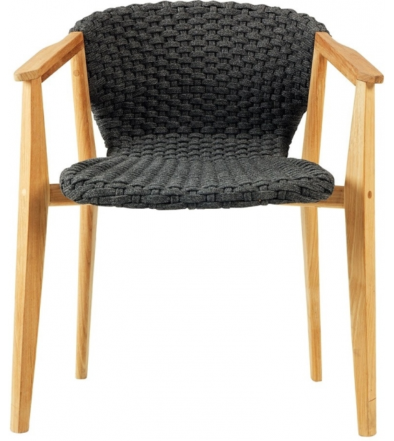 Knit Ethimo Armstuhl